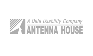Antenna House is an IXIASOFT partner and leader in data usability software. Antenna House provides clients with static delivery.