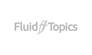 Partnered with IXIASOFT, FluidTopics allows for dynamic delivery and publishing product and technical documentation into a self-service portal.