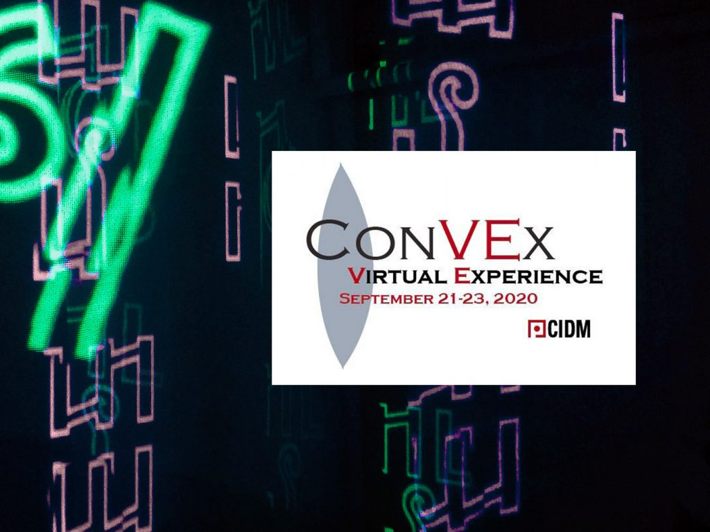 ConVEx 2020… A New Kind of Conference