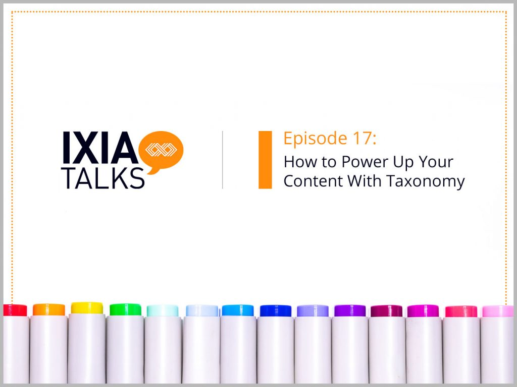 How to Power Up Your Content with Taxonomy