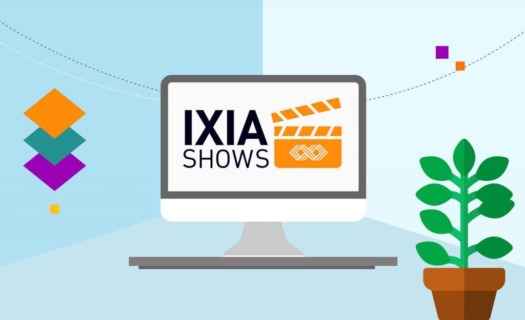 IXIAshows Webinars
